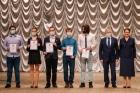 Учащиеся СУНЦ НГУ прошли традиционную церемонию посвящения