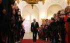 Церемония вступления Владимира Путина в должность Президента России. 07.05.2018