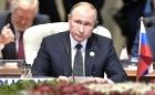 Владимир Путин на саммите БРИКС, 26.07.2018