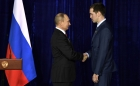 Владимир Путин и Константин Кох, 08.02.2018.