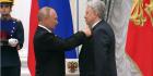 Владимир Путин, Дмитрий Маркович. Вручение  Государственных премий Российской Федерации 2019 года
