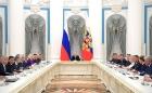 Встреча Владимира Путина с Правительством РФ, 26.05.2018