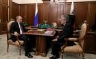 Владимир Путин и Александр Сергеев, 12.11.2019