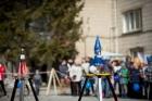 Две пусковые установки работали в параллельном режиме на Ракетном фестивале -2018 (Автор фото – Кратова Ю.В.).