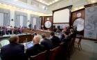 Заседание попечительского совета РГО, 27 апреля 2018 года,  Санкт-Петербург