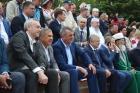 На открытии Федерального Сабантуя в Новосибирске, 9 июня 2019 года