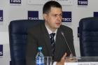 Андрей Свченко. Фото Юлии Даниловой.