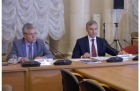 Александр Сергеев и Валерий Фальков