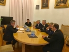 Встреча Андрея Травникова с руководством РАН