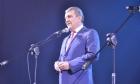 Сергей Меняйлов на торжественных мероприятиях в Доме ученых СО РАН
