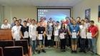 Участники школы-конференции ИВМиМГ СО РАН, Новосибирск