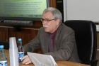 Академик Юрий Иванович Шокин, фото А. Соболевского
