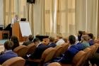 Участники программы Сколково «Лидеры научно-технологического прорыва» в ИЦиГ СО РАН