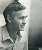 Академик Александр Николаевич Скринский. Фото А. Полякова. 1980 г.
