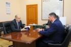 Сергей Сокол и Константин Апарцин