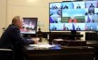 Совещание по вопросам научно-технического обеспечения развития агропромышленного комплекса (в режиме видеоконференции).