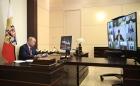 На совещании о ситуации в системе образования, 21.05.2020