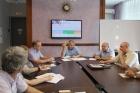 Совещание по опорным школам РАН, Новосибирск. Фото А. Соболевского