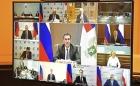 Совещание о ситуации в сельском хозяйстве и пищевой промышленности, 20.05.2020