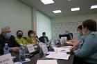 Участники совещания в Сибирском таможенном управлении