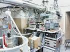 Станция ЭПР-спектроскопии на ЛСЭ ИЯФ СО РАН. Фото предоставил С. Вебер.