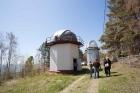 Байкальская астрофизическая обсерватория ИСЗФ СО РАН, фото ИА Иркутск Сегодня