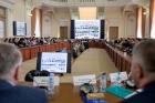 Открытие математической конференции в ТГУ