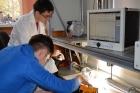 Разработка технологии по созданию органоводоугольного топлива, Томский политехнический университет