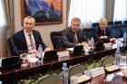 Андрей Травников, Валерий Фальков, Валентин Пармон