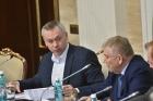 Андрей Травников и Валентин Пармон, 21.04.2018