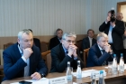 Андрей Травников, Александр Сергеев, Валентин Пармон. Фото А. Федосеевой