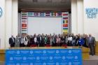 Участники конференции «Правовые и практические аспекты обращения с ПХБ в России и за рубежом»