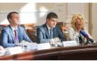 Григорий Трубников, Михаил Котюков, Татьяна Голикова