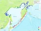 Карта цунами-опасности, ИВТ СО РАН, ИВМиМГ СО РАН