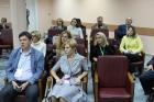Участники сессии в Выставочном центре СО РАН. Фото А. Соболевского