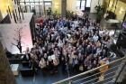 Участники конференции «Механизмы каталитических реакций» в Сочи, 07.10.2019