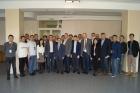 Участники совещания в ИВМиМГ СО РАН, Новосибирск