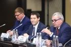 Представители НГУ на Совете по повышению конкурентоспособности ведущих университетов Российской Федерации