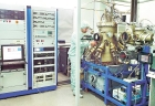 В лаборатории ИФП СО РАН, Новосибирск