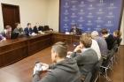 Брифинг Министра науки и инноваций Новосибирской области  Алексея Васильева
