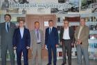 Министр науки и инновационной политики Новосибирской области Алексей Васильев посетил Институт истории СО РАН