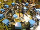 ВЭПП-2000 — электрон-позитроный коллайдер, построенный в Институте ядерной физики СО РАН