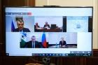 Виде-конференция Общего собрания СО РАН 9 апреля 2020 года
