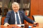 Академик Валентин Пармон, фото Ю. Поздняковой