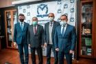 Сергей Местников, Василий Филиппов, Игорь Бычков, Дмитрий Бердников