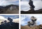 Вулканическая активность Эбеко в 2019-2020 годах