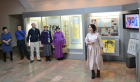 Выставка «Монгольская каллиграфия», БНЦ СО РАН
