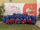 Участники Якутской международной исследовательской школы