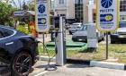 «Россети» установили в Сочи отечественные зарядные станции для электромобилей