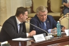 Андрей Жуков и Валентин Пармон